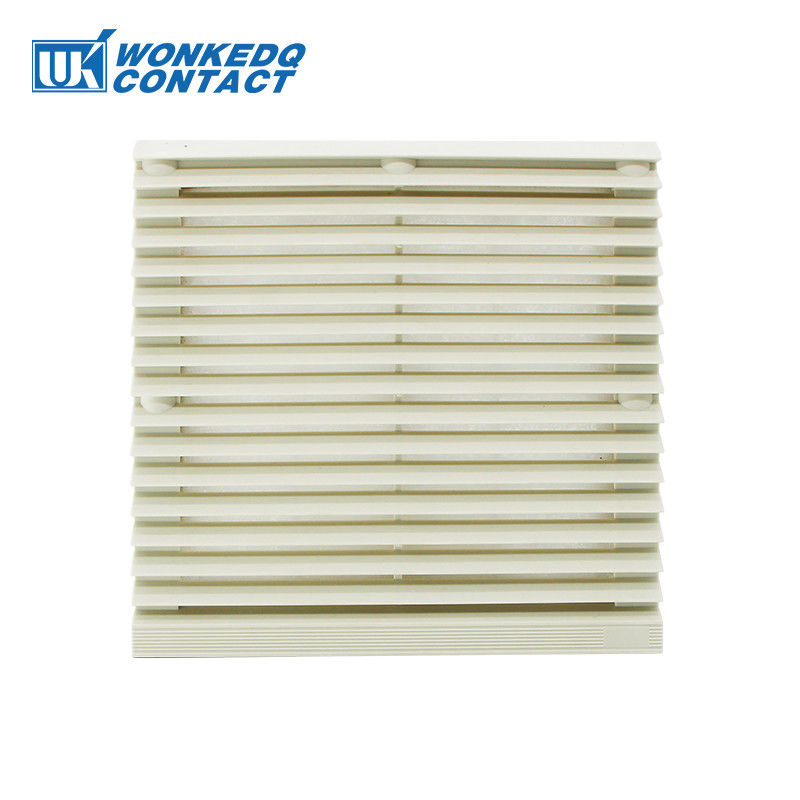 3323-300 Easily Replaceable Electrical Cabinet Air Filters IP54 Waterproof Insulation Fast Installation Anti-flame ABS